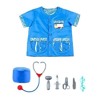 Naisidier Los médicos Kit para el Doctor de Vestir Juegos de rol ...