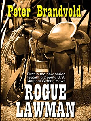 book cover of Rogue Lawman