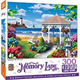 MasterPieces Memory Lane 300 Puzzles Collection - Oceanside View 300 Piece Jigsaw Puzzle