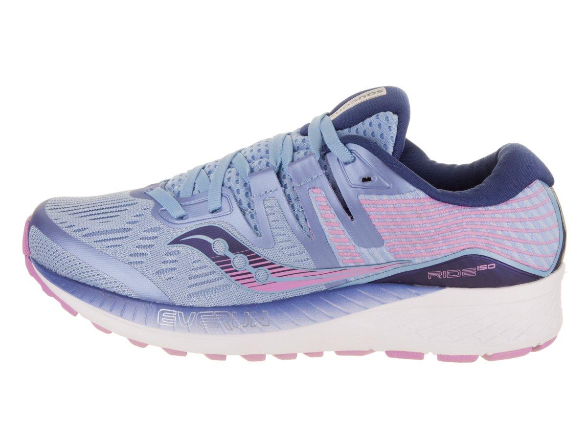 Saucony Women's Ride ISO Running US|Blue/Navy/Purple Shoe B078PHHNFS 11.5 B(M) US|Blue/Navy/Purple Running 61c6c6