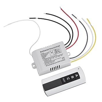 Comment voulez-vous brancher un interrupteur de lumière à trois voies