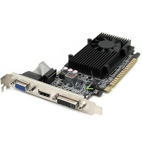 EVGA 02G-P3-1529-KR GeForce GT 520 2GB GDDR3 - Tarjeta gráfica ...