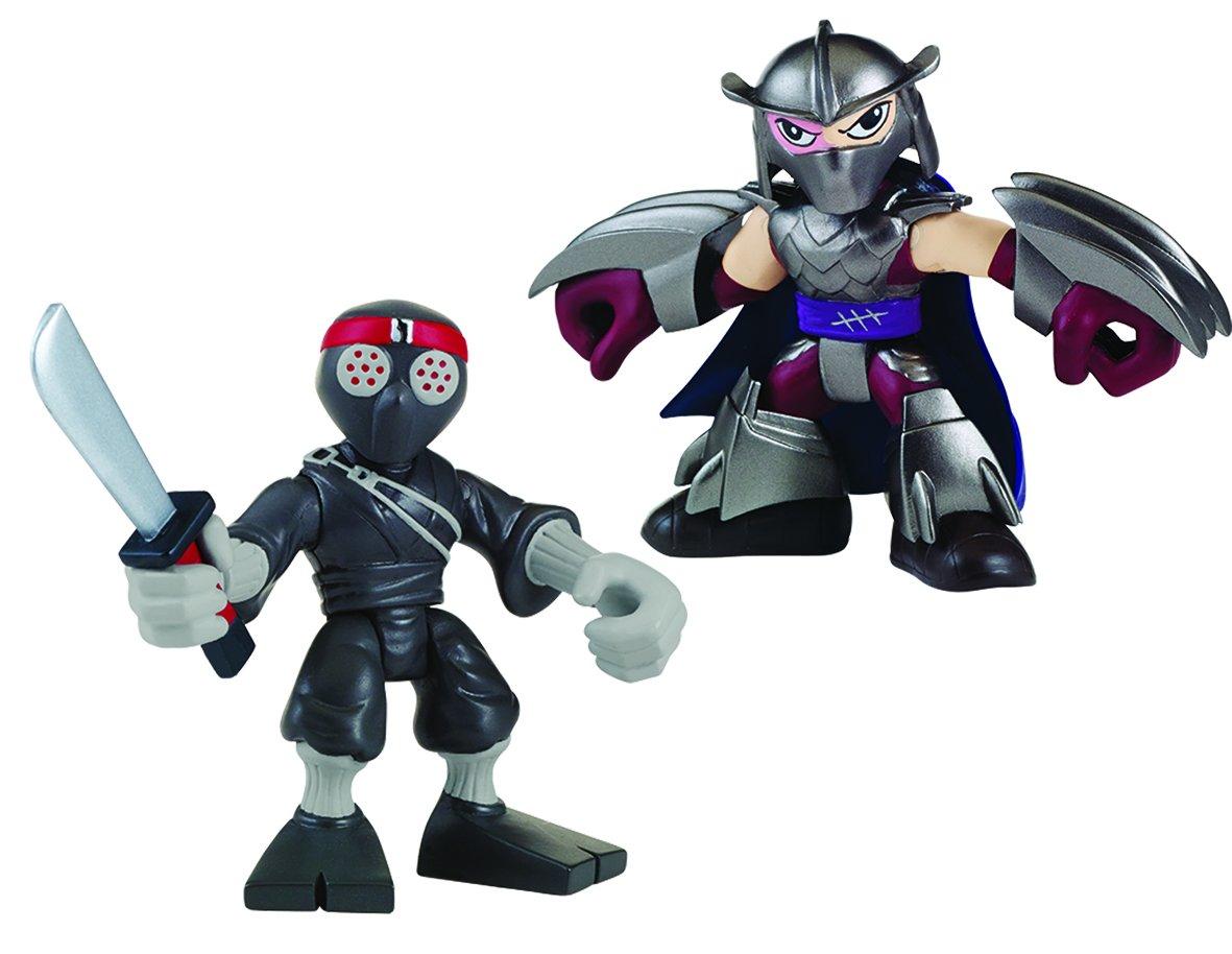Turtles - Figura articulada Shredder, Tortugas Ninja Héroes ...