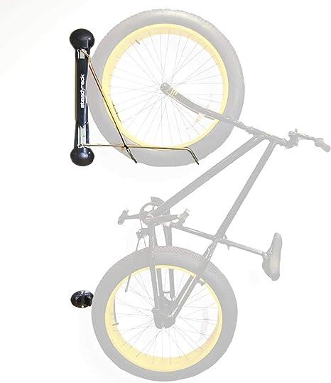 Steadyrack Fat Rack Soporte para Bici, Color Negro: Amazon.es ...
