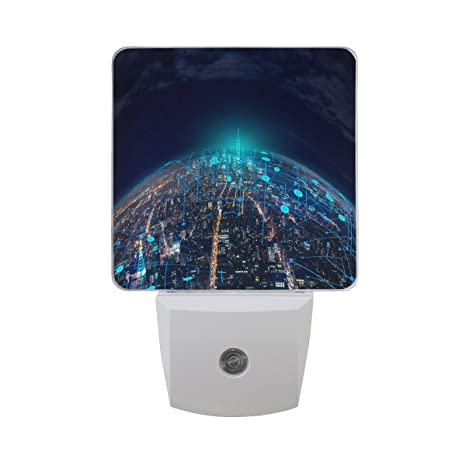 Amazon.com: Saobao LED Night Light Energy Saving Network ...