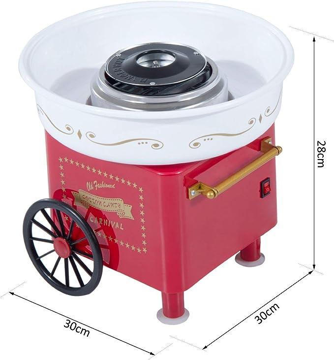 Máquina De Bricolaje Para El Hogar Para Hacer Algodón De Azúcar ...
