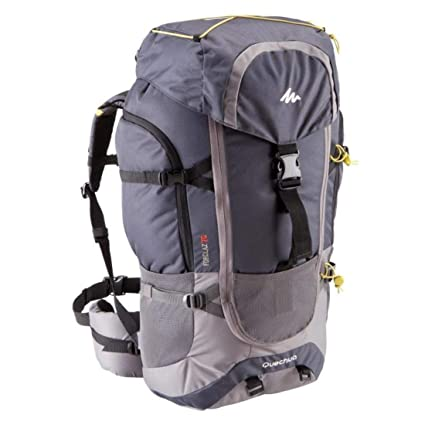 2a008f287 Amazon.com   Quechua Hiking Camping Water Repellent Backpack Rucksack  Forclaz 70L   Sports   Outdoors
