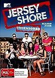 Jersey Shore Season 4   4 Discs   NON-USA Format   PAL   Region 4 Import - Australia