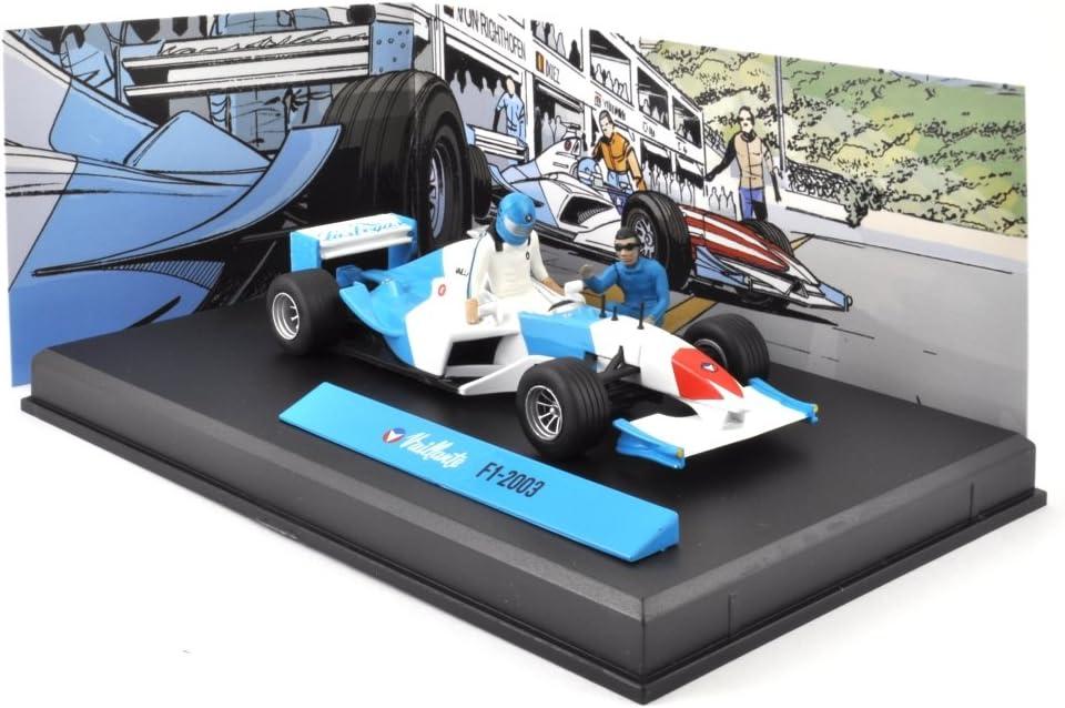 Michel Vaillant Le Mans MYSTERE 1:43 ALTAYA AUTO DIECAST MODEL CAR V12