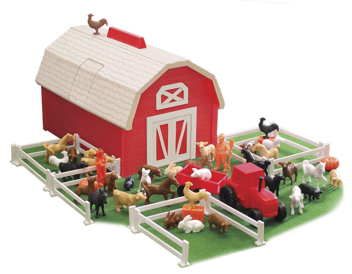 amazon com tier toys stackers barn yard toys u0026 games