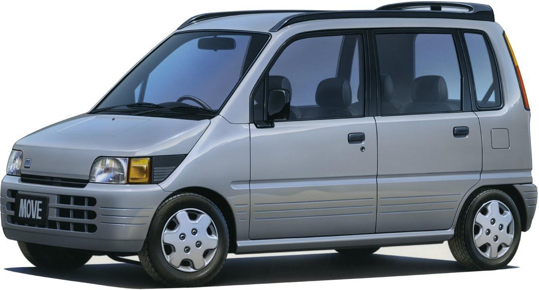 1 24 Inch Series No.30 Daihatsu Move CX '95 by ? SR Indianapolis Mall Fujimi turbo Financial sales sale