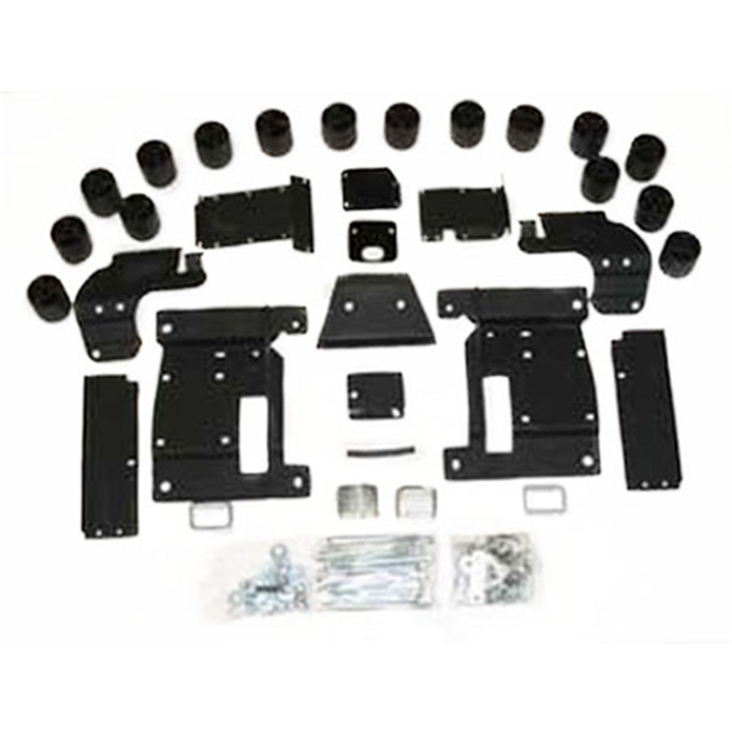fits 2006 to 2008 Made in America Performance Accessories PA60173 Dodge 1500 Gas 2WD and 4WD 3 Body Lift Kit