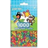 Bulk Buy: Perler Beads Neon Mix, 1,000 Count (3 Pack) 80-15186