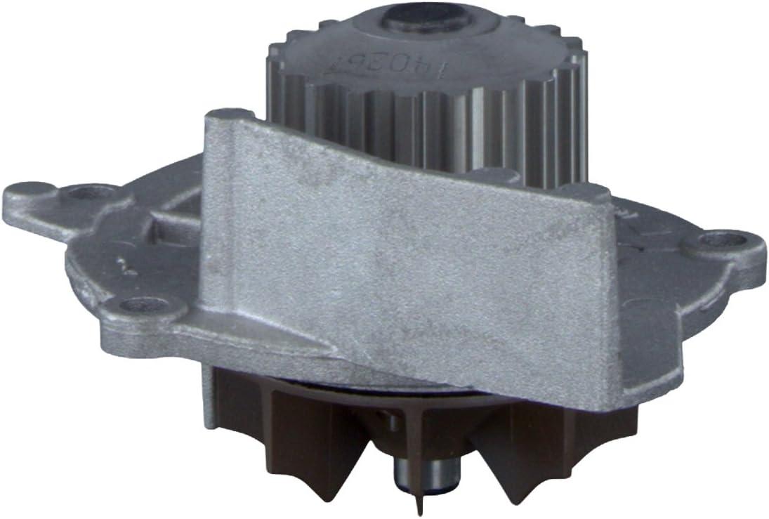 pack of one febi bilstein 21879 Water Pump with gasket