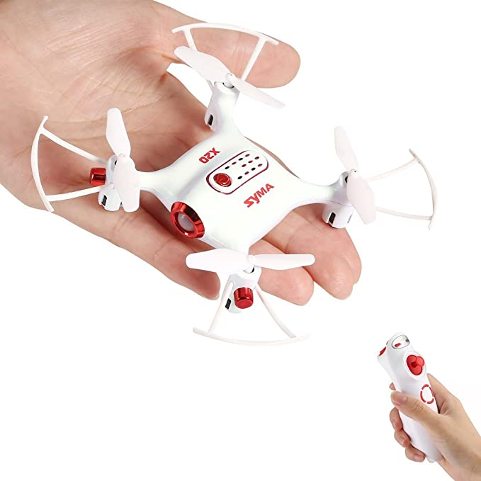 Syma X20-S Drones Mini para Niños 2.4GHz 4CH 6-Axis Cuadricópteros ...