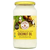 Coconut Merchant Organic Coconut Oil 35 Ounce | Extra Virgin, Raw, Cold Pressed,...