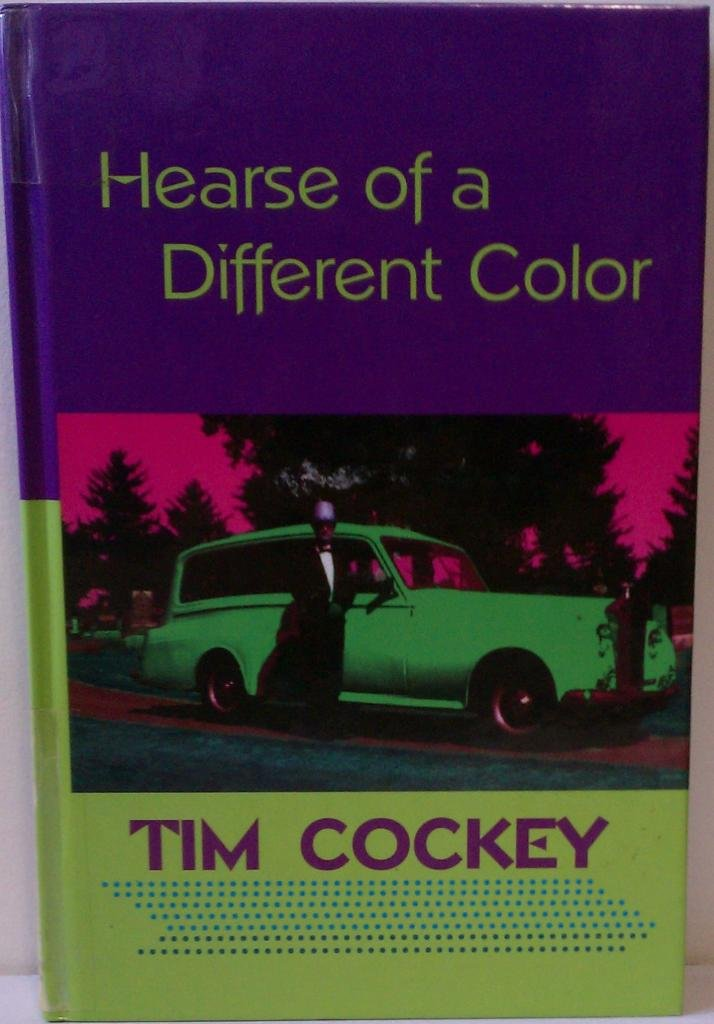 Download Hearse of a Different Color (Beeler Large Print Series) pdf