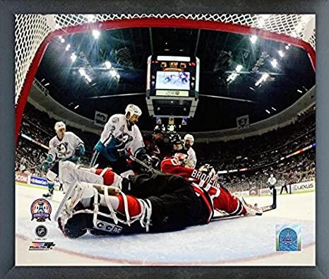Image Unavailable. Image not available for. Color  Martin Brodeur New  Jersey Devils NHL Stanley Cup ... fd174d3d2