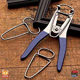 Collins Miter Spring Pliers and 4 Miter Clamp Kit