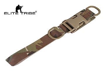 Elite Tribe - Llavero táctico para Actividades al Aire Libre ...