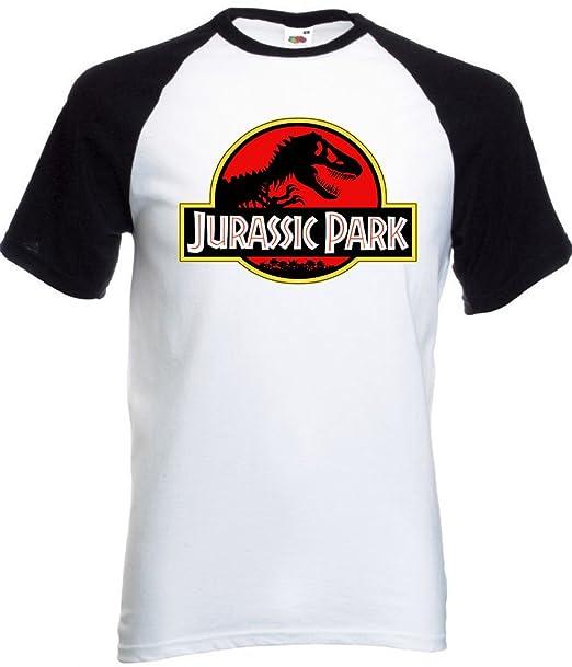 T-shirt Jurassic Park camiseta movies jersey vintage 80 (L)
