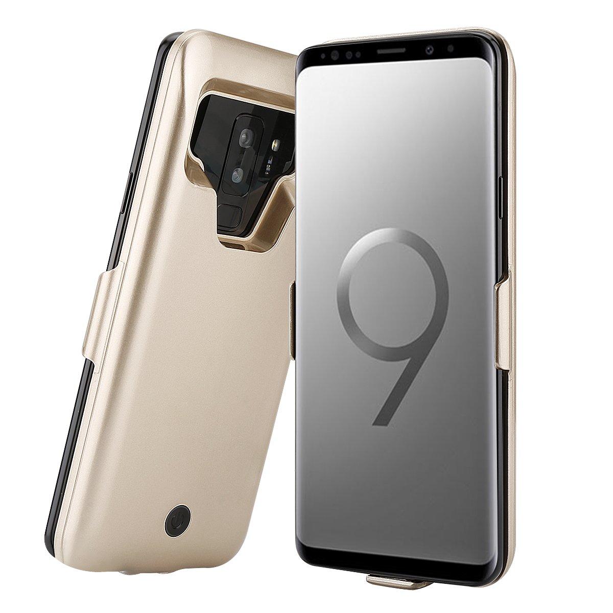 best sneakers 41caa da0a0 Amazon.com: Samsung Galaxy A8 Plus 2018 6000mAh Battery Case ...