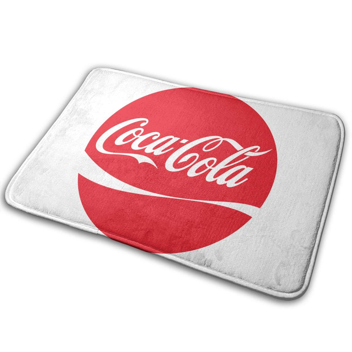 Coca-Cola-Logo Non-Slip Mats (15.7