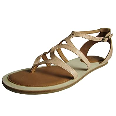 bff98e7dad8 Gentle Souls Womens Upon A Star Gladiator Sandal Shoe
