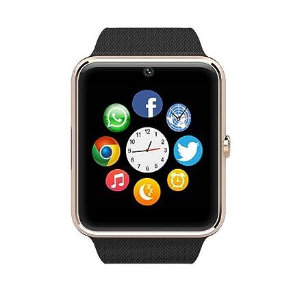 Amazon.com: antimi Sweatproof Smart reloj teléfono para ...