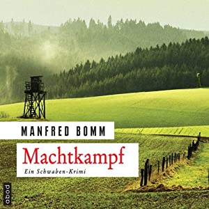 Machtkampf (August Häberle 14) Hörbuch