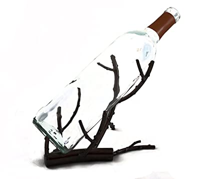 Amazon TheopWine Decorative Wine Bottle Holder Wine Rack And Gorgeous Decorative Wine Bottle Holders