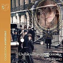 Un Escandalo en Bohemia [A Scandal in Bohemia]   Livre audio Auteur(s) : Arthur Conan Doyle Narrateur(s) : Sonolibro