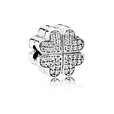 7e9028a0e Image Unavailable. Image not available for. Color: Fit Pandora PETALS OF  LOVE ...