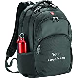 Wenger Scan Smart 15'' Computer Backpack - 6 Quantity - $105.80 Each - PROMOTIONAL PRODUCT / BULK / BRANDED with YOUR LOGO / CUSTOMIZED