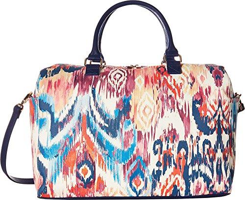 deux-lux-womens-ikat-weekender-navy-luggage