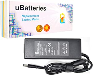 UBatteries Compatible 120W 18.5V AC Adapter Charger Replacement for HP EliteBook Elite Book 810 2530p 6930p 8530p 8530w 8540P 8540w 8560P 8560w 8570w 8730w 8740w 8760w 8770w Series