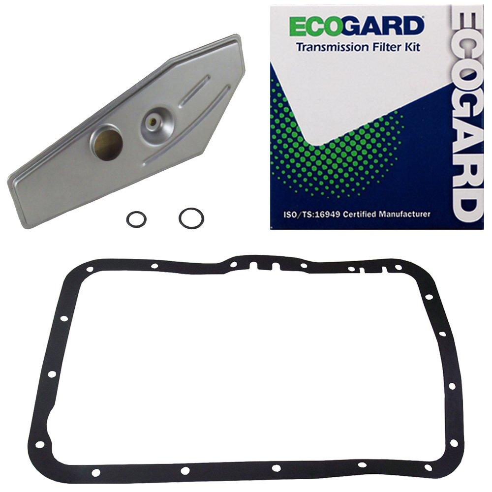 1994-2009 Mazda B4000 ECOGARD XT1197 Transmission Filter Kit for 1989-2011 Ford Ranger 1989-1990 Bronco II 1989-1993 Mustang 2002 Explorer Sport Trac 1989-1997 Aerostar 1991-1999 Explorer
