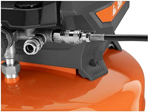 Ridgid ZROF60150HA 6 Gal. Portable Electric Pancake Compressor Renewed