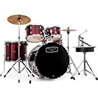 Mapex Tornado III 22 inch Rock Fusion Drum Kit | Red