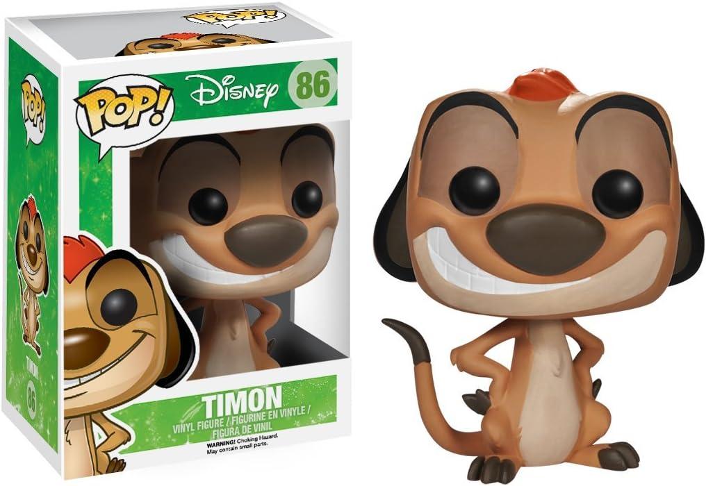 Funko - Figura con Cabeza móvil El Rey León Disney (PDF00003963 ...