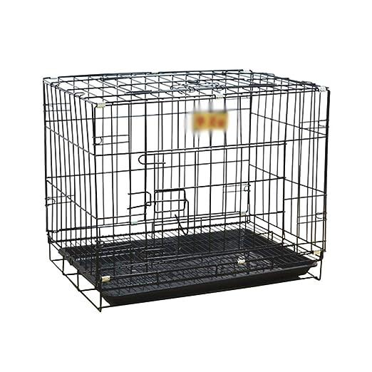 LQW HOME Jaula for Perros Mascota Impermeable Antideslizante ...