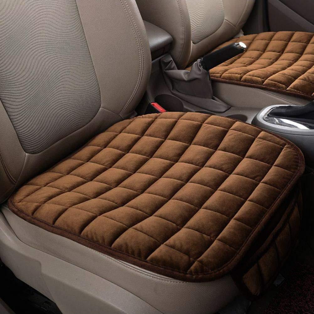 1 Pacco Coprisedile Posteriore HONCENMAX Seggiolino Auto Cuscino Sedile Posteriore Cuscino Sedile Auto Posteriore Copertina Universale Senza Schienale