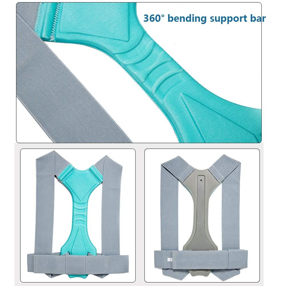 WBBJZBD Anti-Humpback Correction Belt, Invisible Correction Clothing Camelback Correction Belt Anti-Humpback Back Correcting Spinal Correction Belt (Size : L) by WBBJZBD (Image #6)