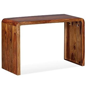 Holz Tisch Sofatisch Couchtisch Nachttisch Dekotisch Teak Beistelltisch massiv