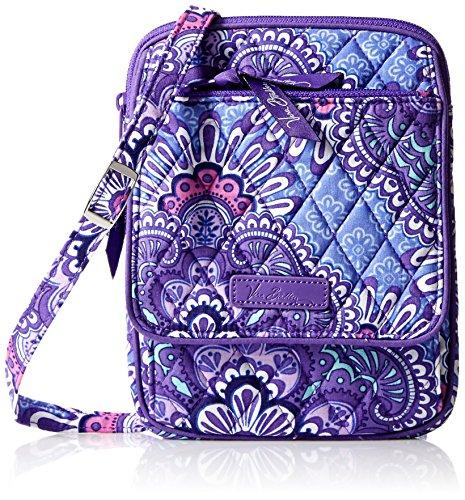 Vera Bradley Mini Hipster, Lilac Tapestry