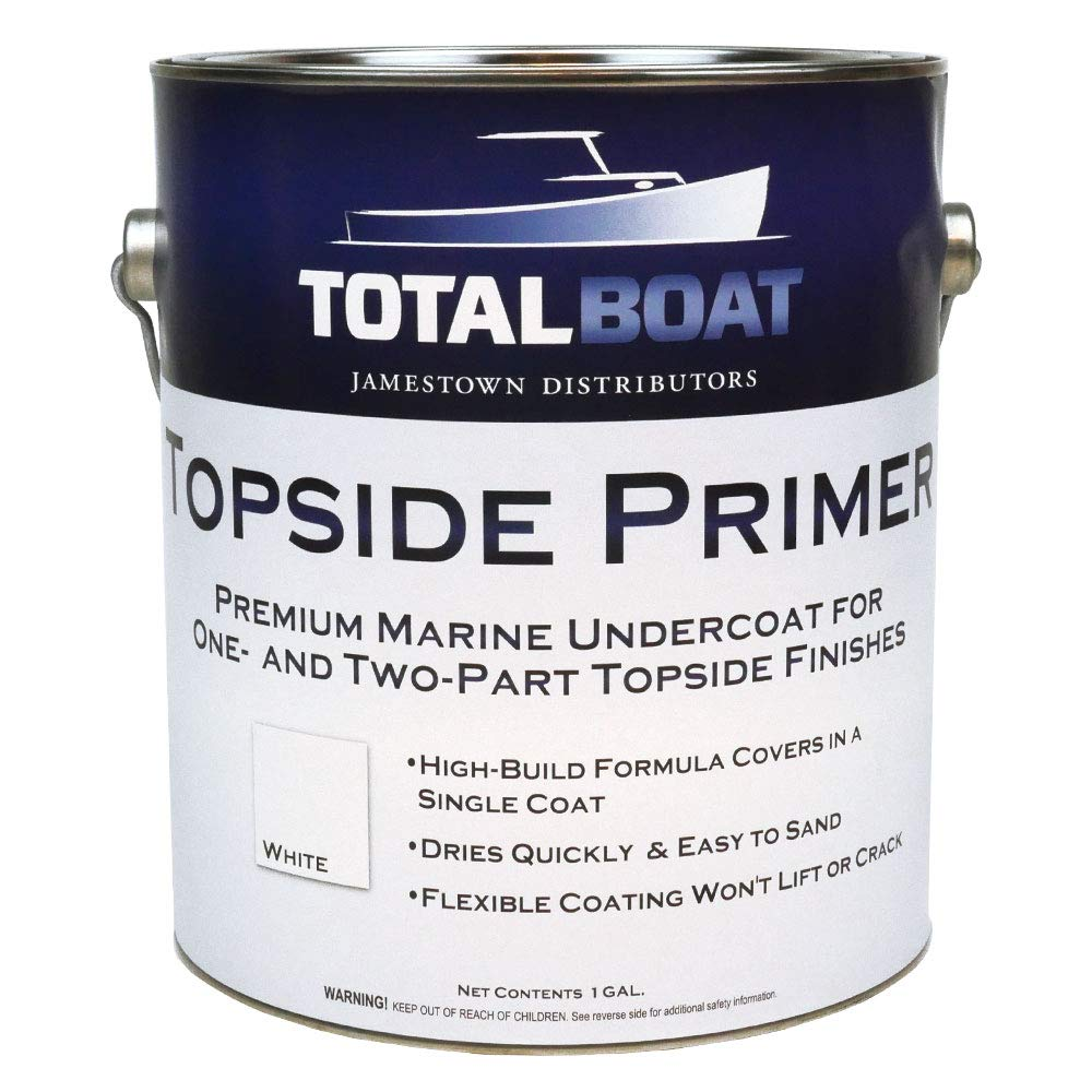 TotalBoat Topside Primer (White, Gallon)
