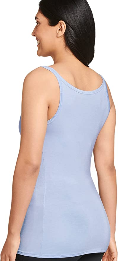 Details about  /NEW JOCKEY WOMAN FASHION ESSENTIALS MOULDED CAMI BRA FREE SHIPPING WORLDWIDE