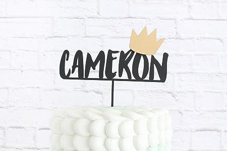 Decoración para tarta de cumpleaños, decoración para tarta ...