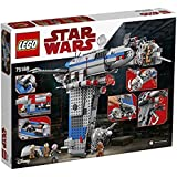 LEGO Star Wars The Last Jedi 75188 Resistance Bomber Toy