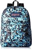 JanSport SuperBreak Backpack - Multi Blue ice